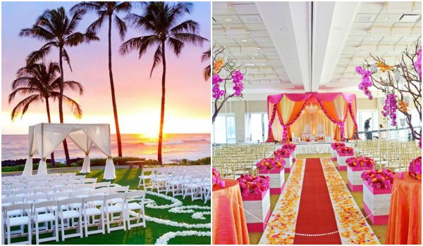 Fantastic indoor and outdoor wedding ceremony decorating ideas wedding ceremony decoration ideas co junglespirit Images
