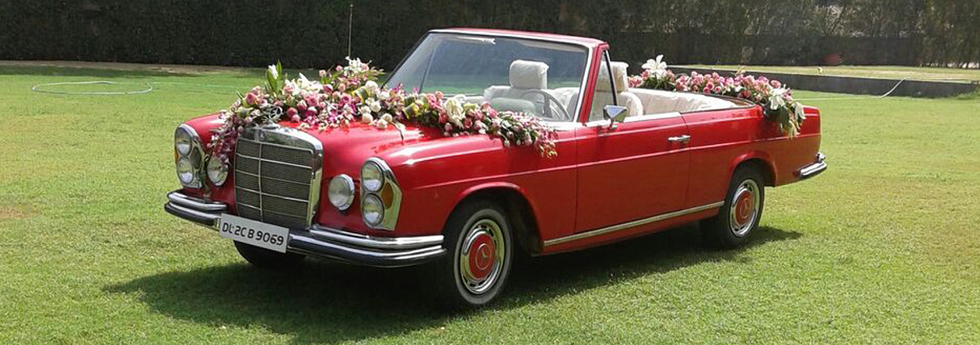 Exceptional Wedding Car Hire In Delhi For The Blissful Ceremony ...